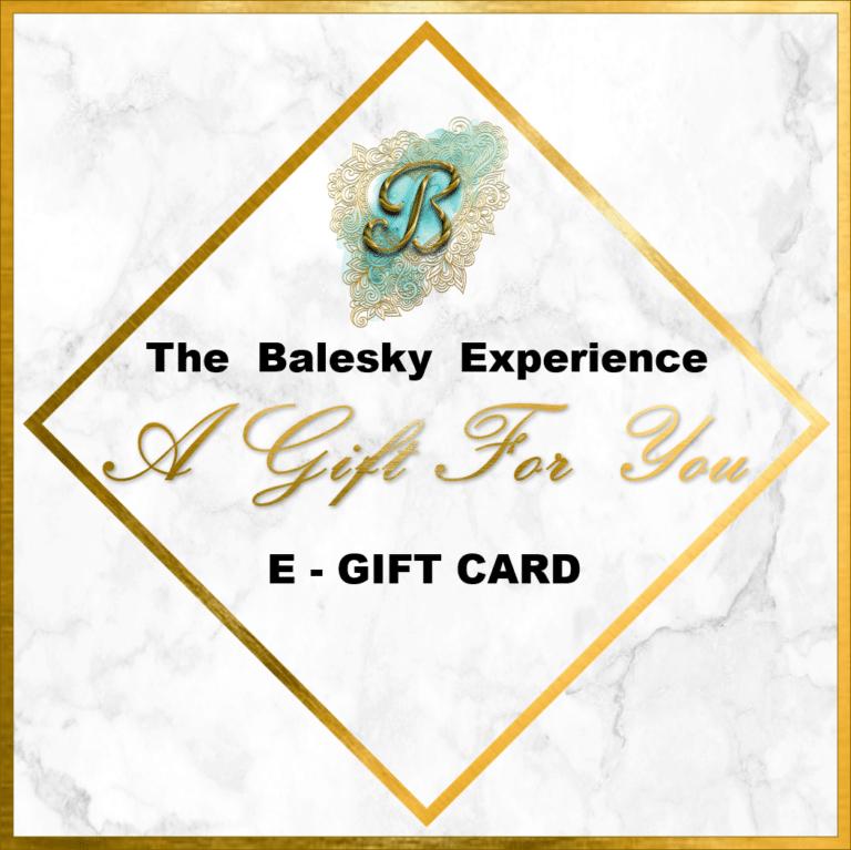 E-Gift Display